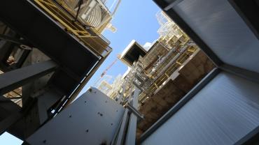 کارخانه تولید آهک و دولومیت