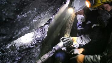 کارخانه استخراج معدن زغال سنگ خمرود